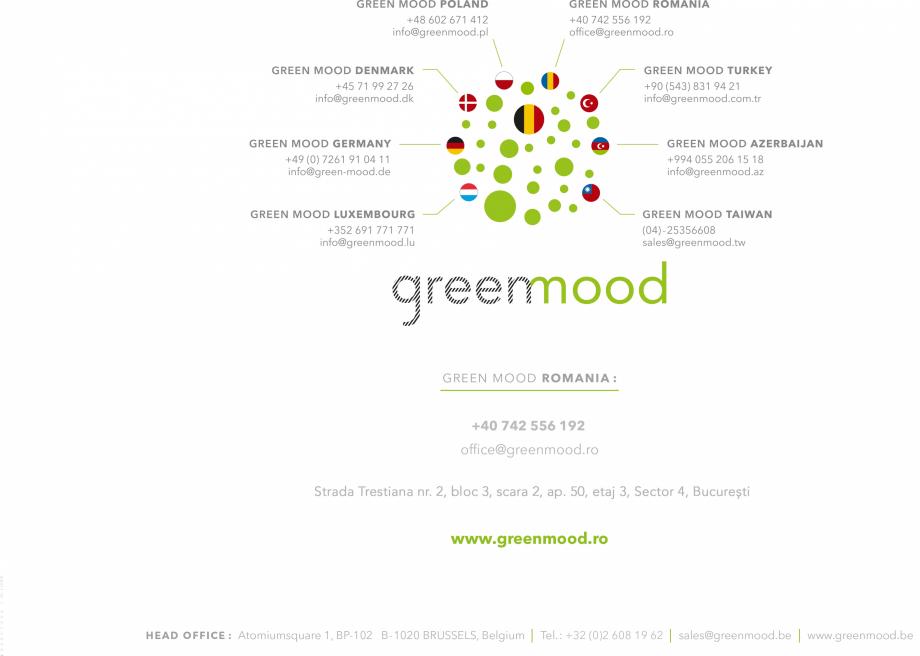 Pagina 29 - Prezentare generala pentru pereti vegetali cu licheni, muschi sau plante stabilizate ...