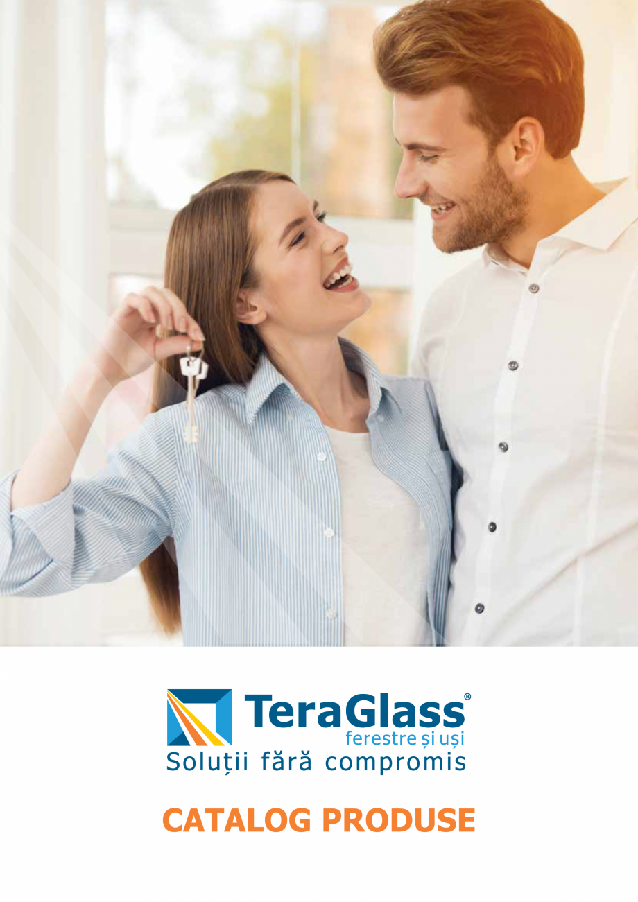 Pagina 1 - Catalog de produse TeraGlass 2020  Catalog, brosura Romana DESPRE NOI Cu o experiență...