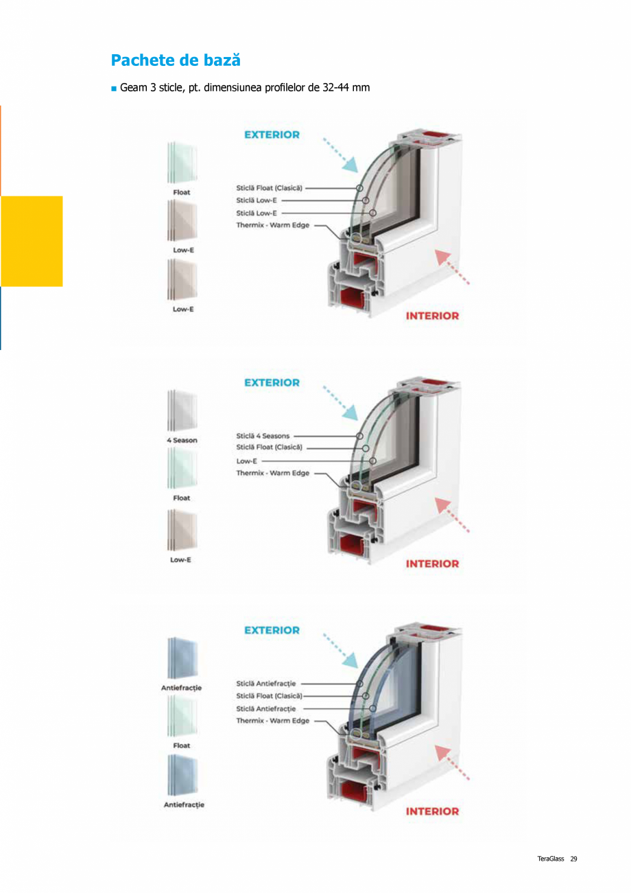Pagina 29 - Catalog de produse TeraGlass 2020  Catalog, brosura Romana i lamele compuse  100...