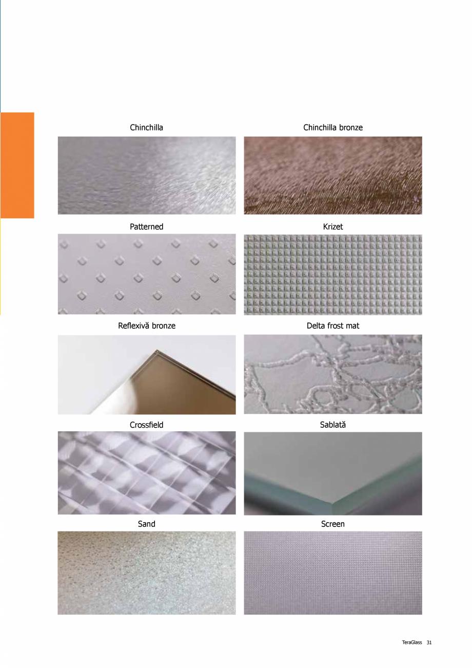 Pagina 31 - Catalog de produse TeraGlass 2020  Catalog, brosura Romana ției  116,1 mm  Greutatea ...
