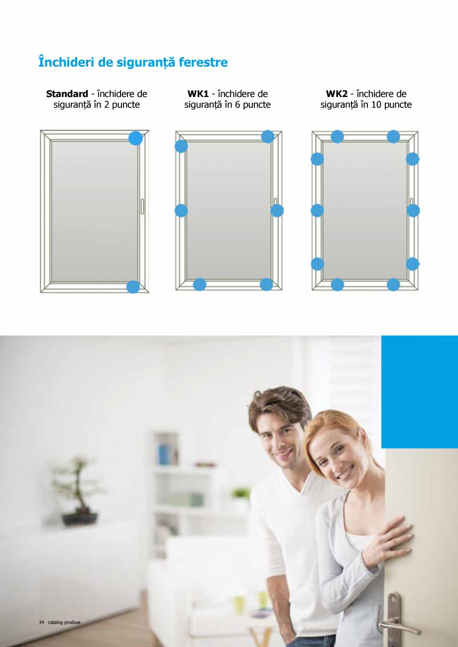 Pagina 34 - Catalog de produse TeraGlass 2020  Catalog, brosura Romana ecăruia dintre noi. Designul...