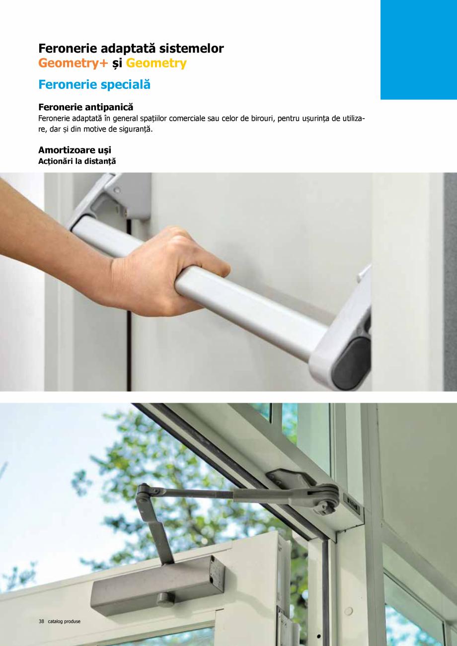 Pagina 38 - Catalog de produse TeraGlass 2020  Catalog, brosura Romana , datorită densității...