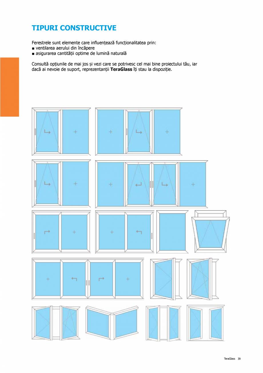 Pagina 39 - Catalog de produse TeraGlass 2020  Catalog, brosura Romana n funcție de modificările...