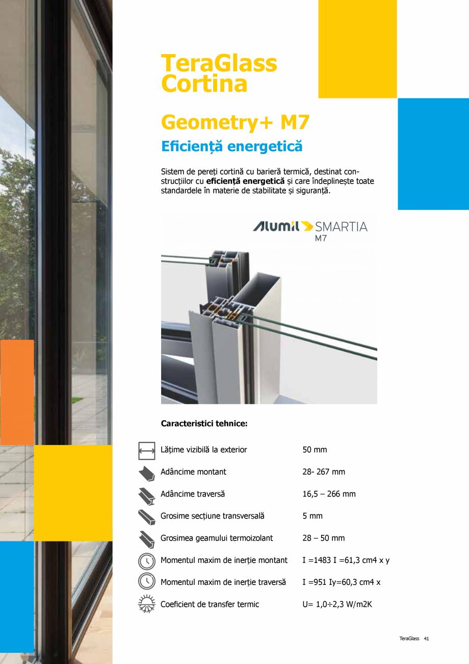 Pagina 41 - Catalog de produse TeraGlass 2020  Catalog, brosura Romana g produse  UȘI DE GARAJ...