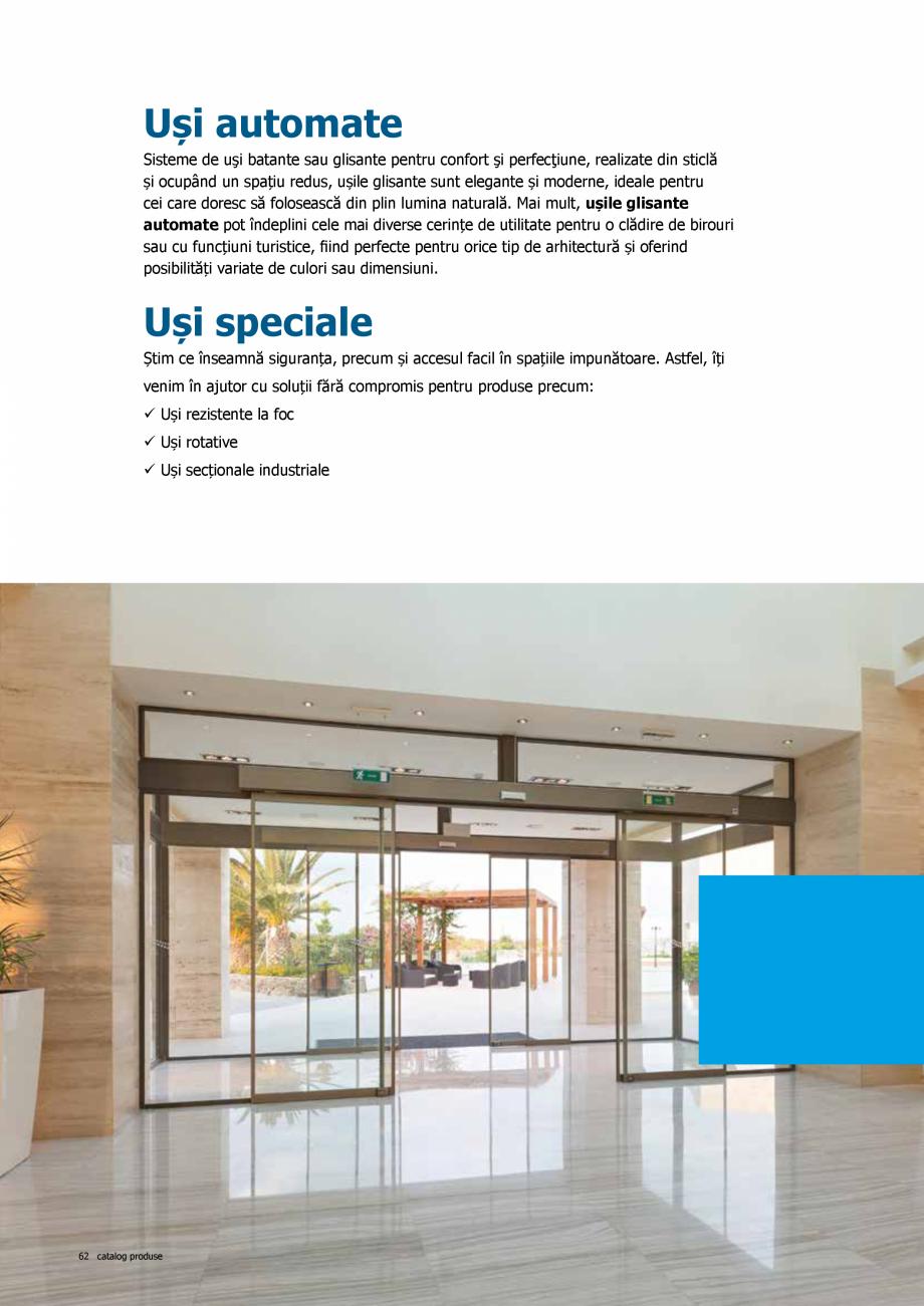 Pagina 62 - Catalog de produse TeraGlass 2020  Catalog, brosura Romana