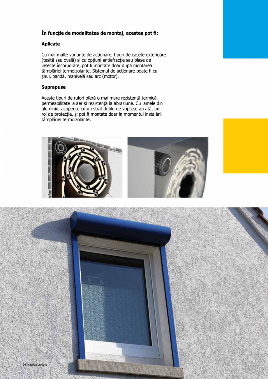 Pagina 66 - Catalog de produse TeraGlass 2020  Catalog, brosura Romana