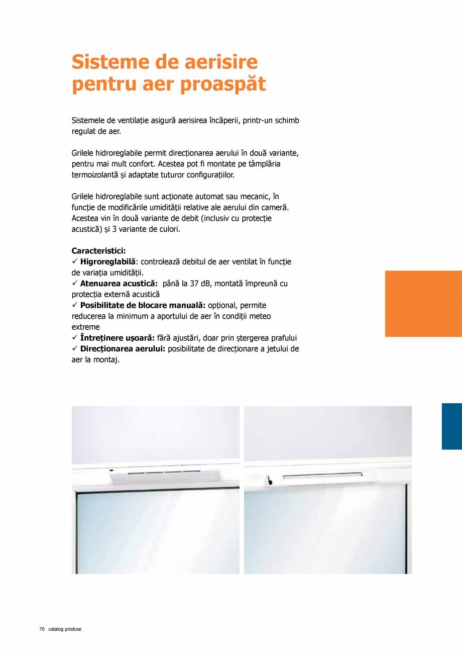 Pagina 70 - Catalog de produse TeraGlass 2020  Catalog, brosura Romana