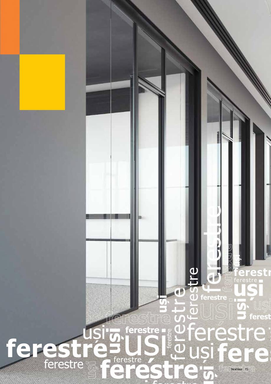Pagina 73 - Catalog de produse TeraGlass 2020  Catalog, brosura Romana