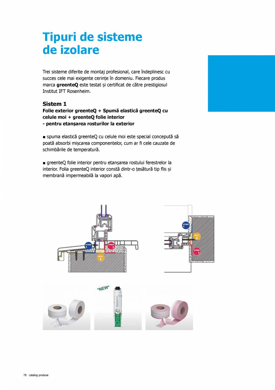 Pagina 78 - Catalog de produse TeraGlass 2020  Catalog, brosura Romana