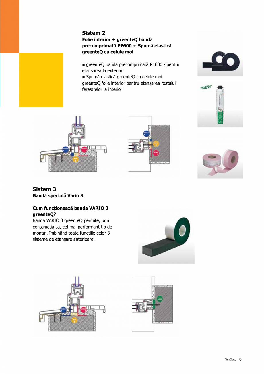Pagina 79 - Catalog de produse TeraGlass 2020  Catalog, brosura Romana