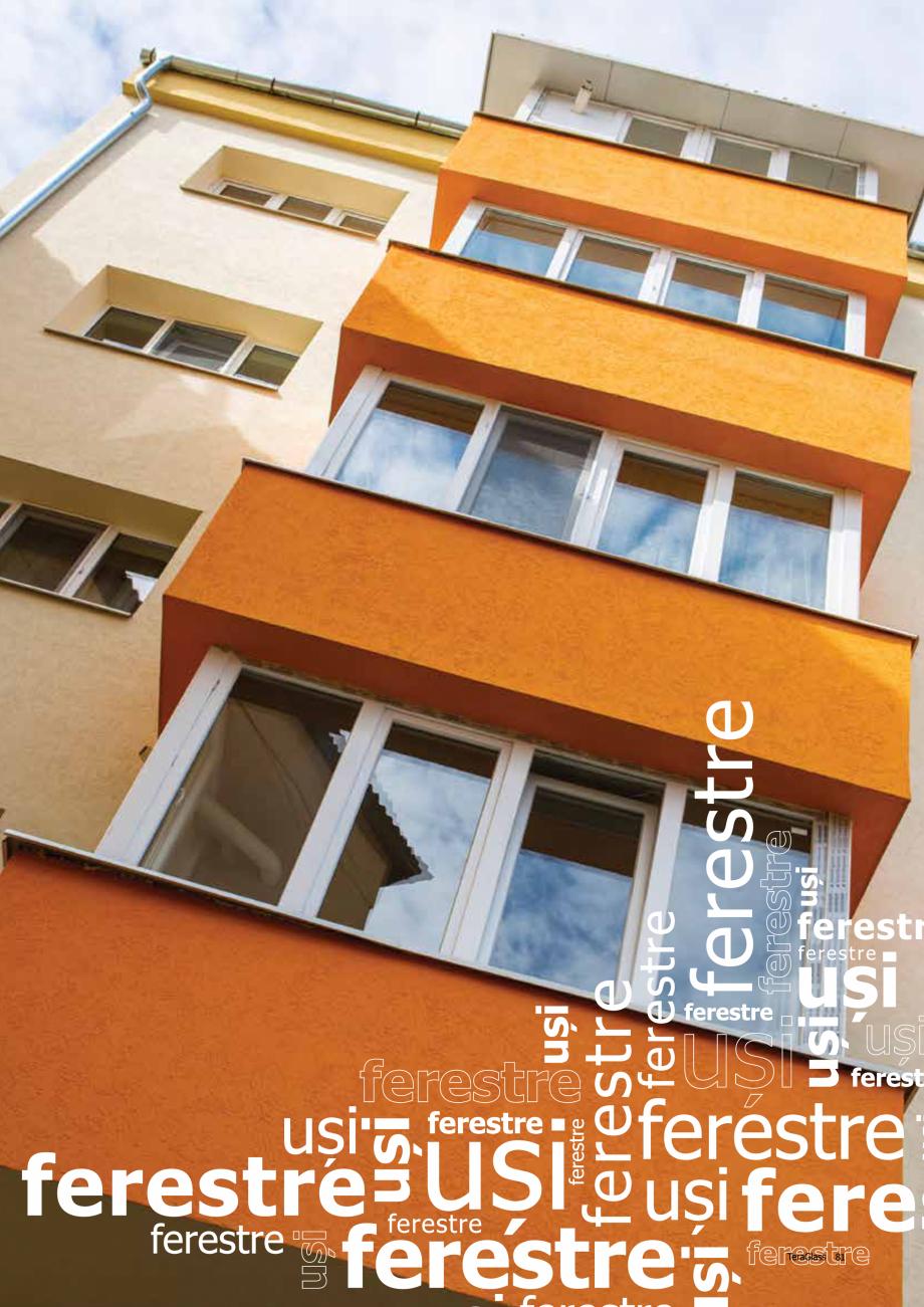 Pagina 81 - Catalog de produse TeraGlass 2020  Catalog, brosura Romana