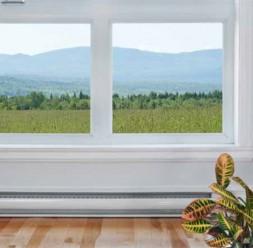 Ferestre cu izolație fonică și termică, confecționate din profile PVC TeraGlass