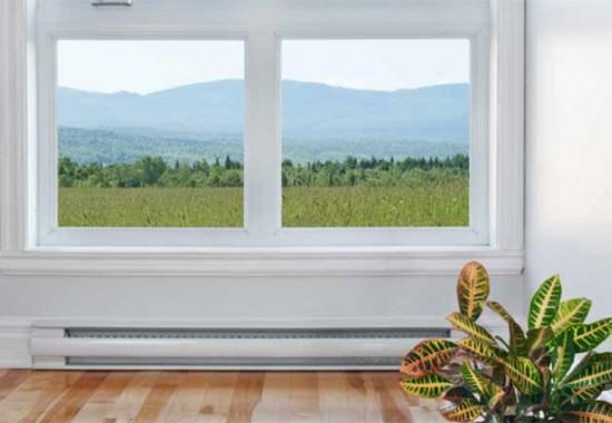 Ferestre TeraGlass, cu izolație fonică și termică, confecționate din profile PVC TeraGlass
