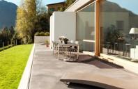 Uși PVC pentru balcoane și terase TeraGlass