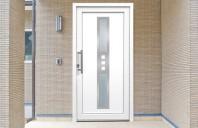 Uși de interior din profile de PVC TeraGlass
