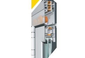 Sisteme de usi armonice pentru terase  Sistemele TeraGlass de usi armonice pentru terase reprezintă propunerea economică pentru uși armonice, fiind versiunea cu rupere de punte termică.