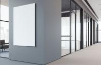 Sistem de compartimentări interioare TeraGlass
