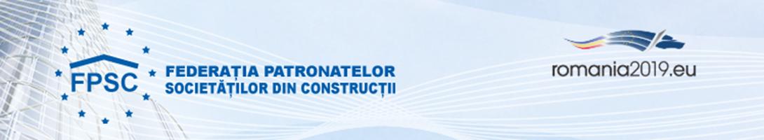 FEDERAȚIA PATRONATELOR SOCIETĂȚILOR DIN CONSTRUCȚII (FPSC)
