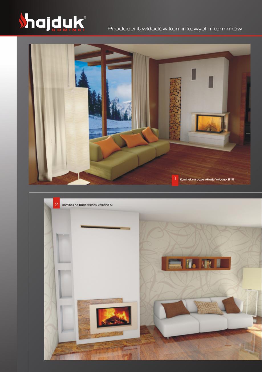 Pagina 12 - Seminee exclusiviste HAJDUK SEMINEE DEUS Catalog, brosura Poloneza