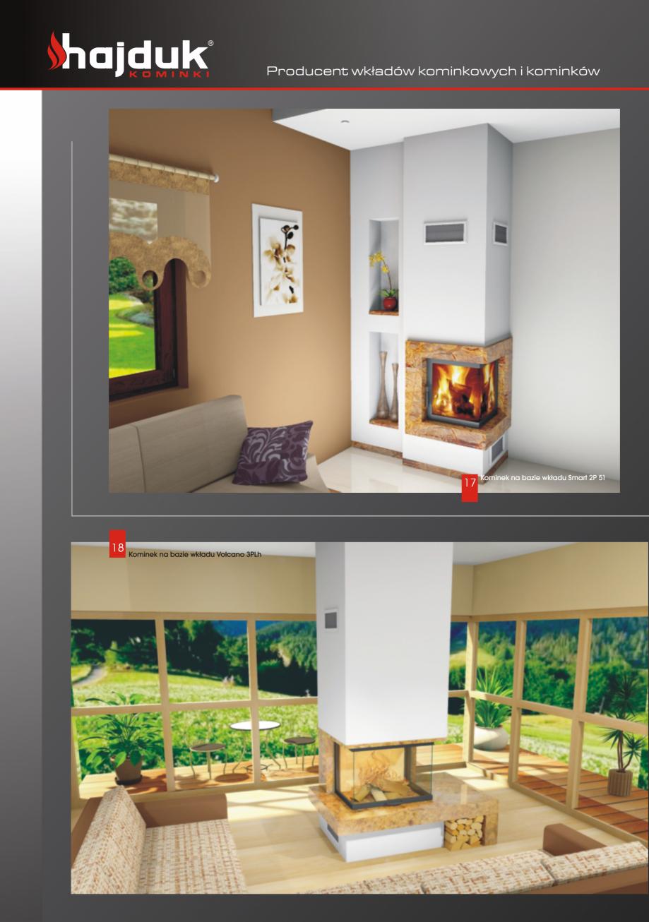 Pagina 20 - Seminee exclusiviste HAJDUK SEMINEE DEUS Catalog, brosura Poloneza