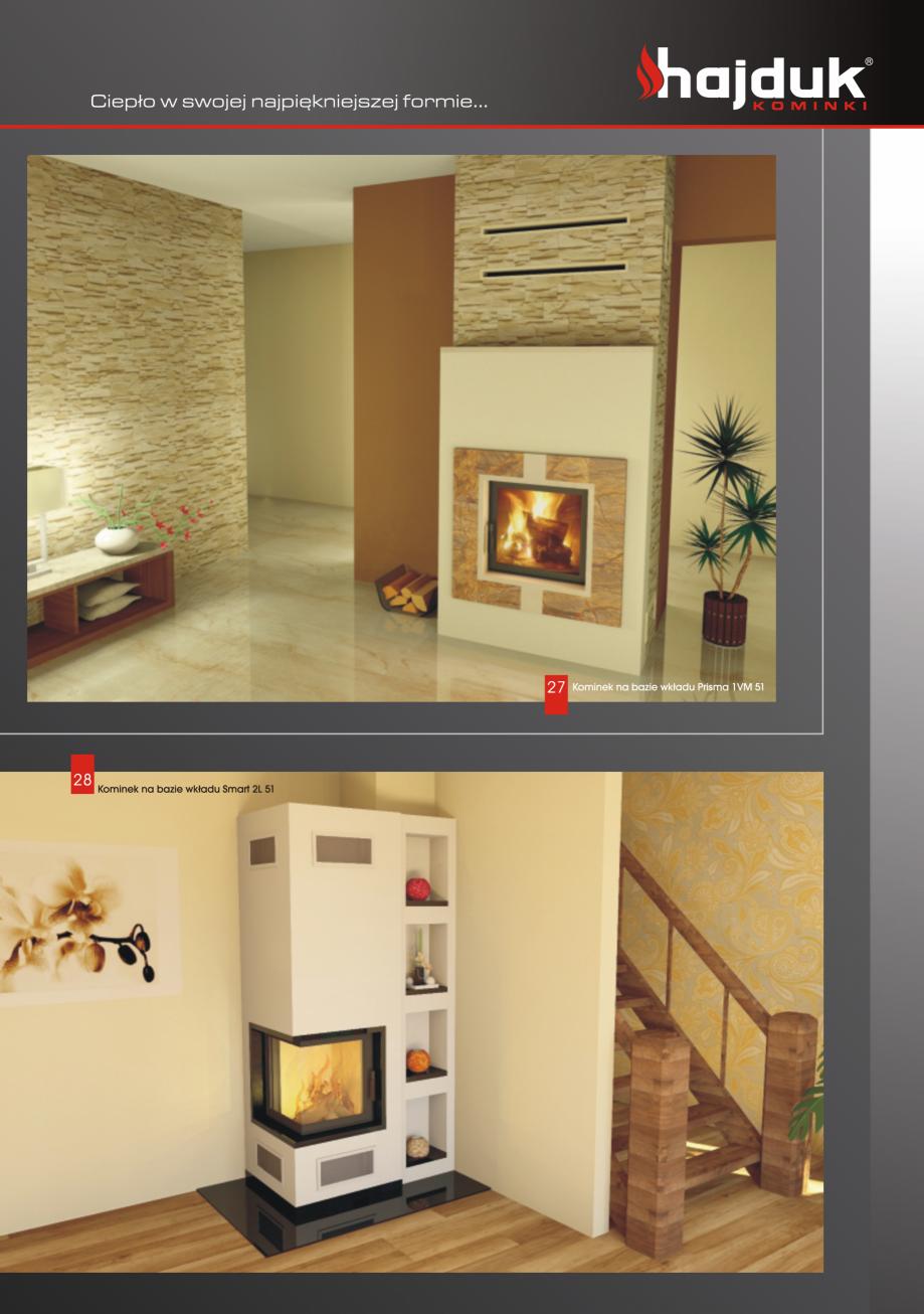 Pagina 25 - Seminee exclusiviste HAJDUK SEMINEE DEUS Catalog, brosura Poloneza