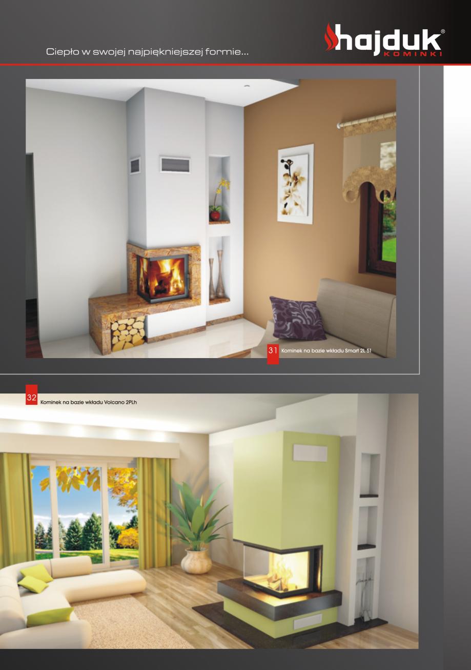 Pagina 27 - Seminee exclusiviste HAJDUK SEMINEE DEUS Catalog, brosura Poloneza