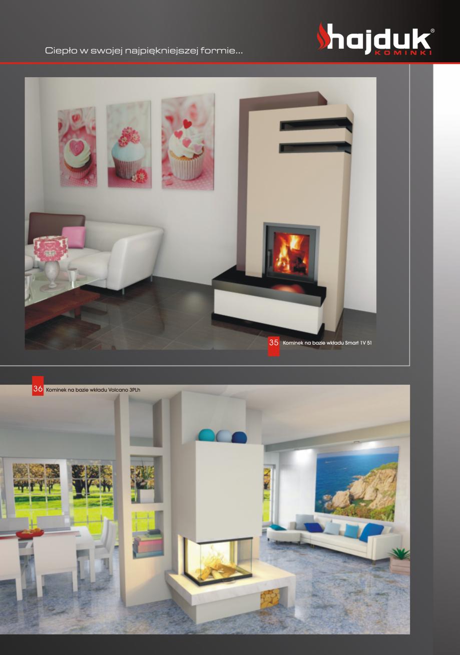 Pagina 29 - Seminee exclusiviste HAJDUK SEMINEE DEUS Catalog, brosura Poloneza