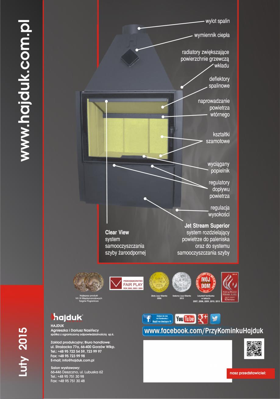 Pagina 32 - Seminee exclusiviste HAJDUK SEMINEE DEUS Catalog, brosura Poloneza