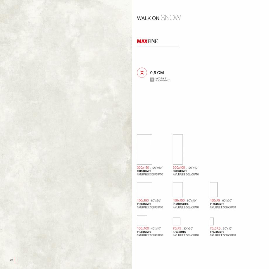 Pagina 24 - Catalog gresie 2 cm - colectia WALK ON LastreCeramice.ro Catalog, brosura Engleza,...
