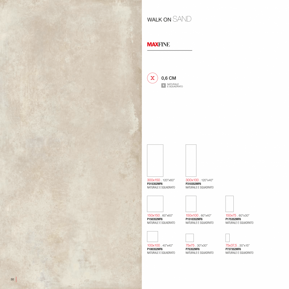 Pagina 32 - Catalog gresie 2 cm - colectia WALK ON LastreCeramice.ro Catalog, brosura Engleza,...