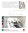 Bucataria Claudia - caracteristici tehnice MOBILA VOGUE -