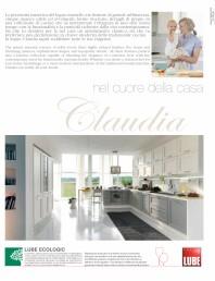 Bucataria Claudia - caracteristici tehnice