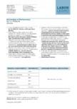 Declaratie de performanta pentru pachetul multistrat -10 mm MOBILA VOGUE - Dimora