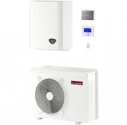 Pompe de caldura aer-apa cu invertor, pentru incalzire si racire ARISTON