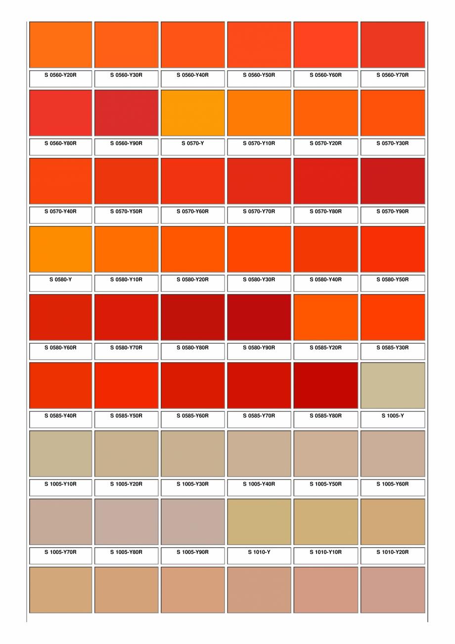 Pagina 6 - Ferestre din lemn masiv stratificat - NCS Color Chart SM WOOD PRODCOM Fisa tehnica Romana...