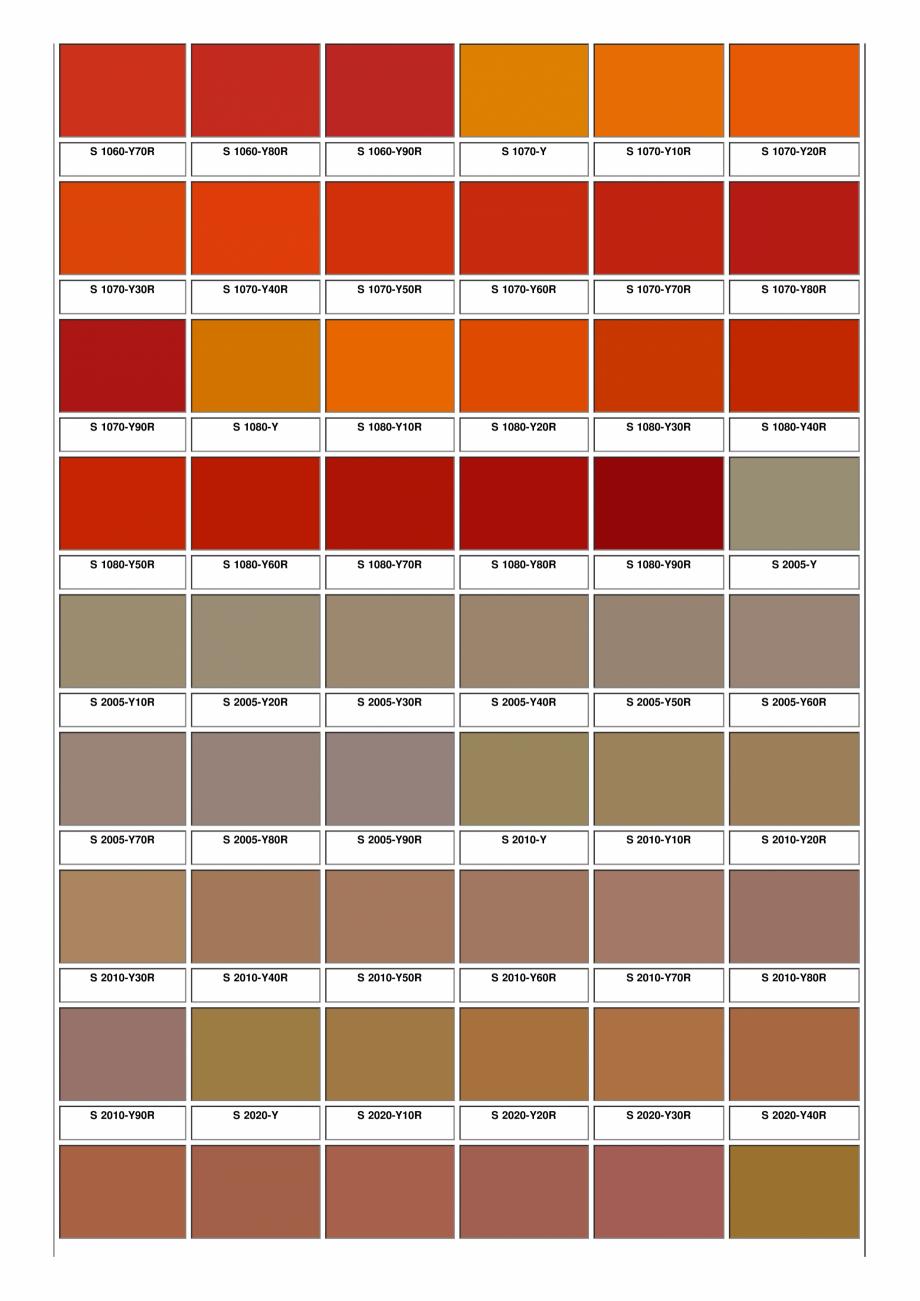 Pagina 8 - Ferestre din lemn masiv stratificat - NCS Color Chart SM WOOD PRODCOM Fisa tehnica Romana...