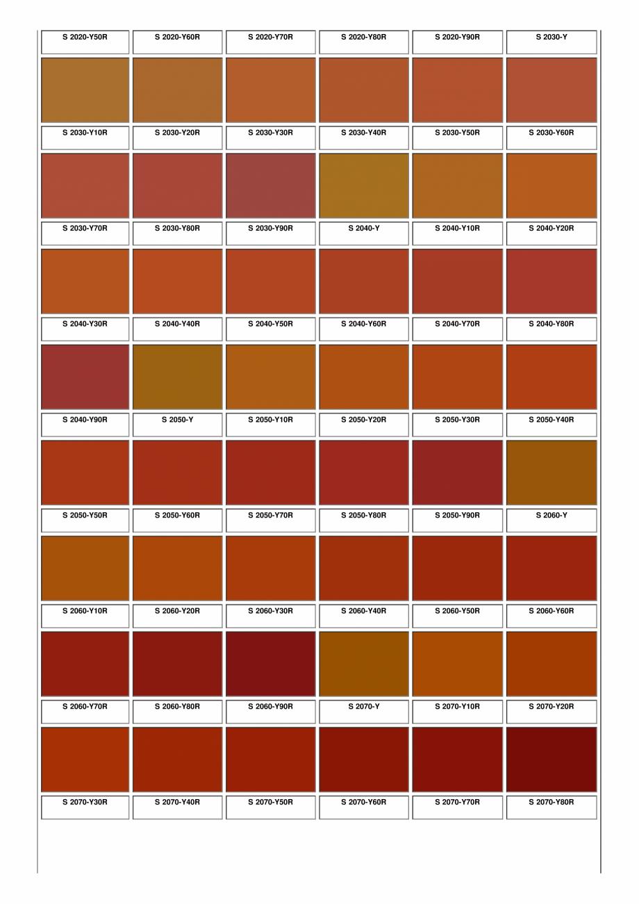 Pagina 9 - Ferestre din lemn masiv stratificat - NCS Color Chart SM WOOD PRODCOM Fisa tehnica Romana...
