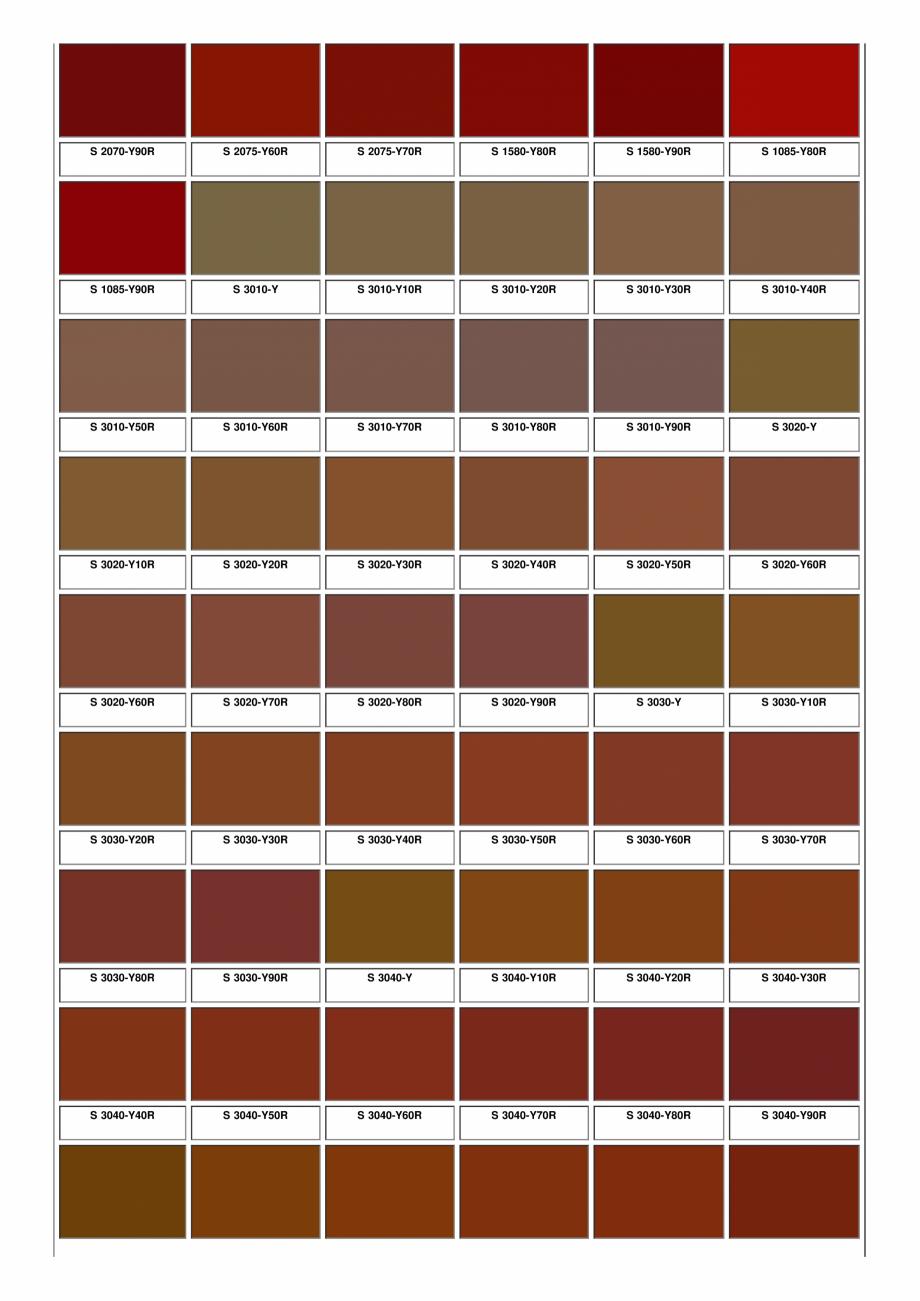 Pagina 10 - Ferestre din lemn masiv stratificat - NCS Color Chart SM WOOD PRODCOM Fisa tehnica...