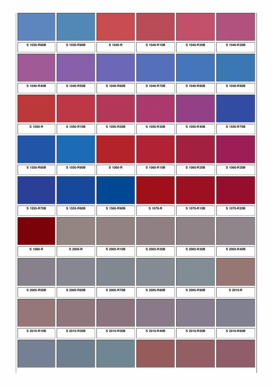 Pagina 16 - Ferestre din lemn masiv stratificat - NCS Color Chart SM WOOD PRODCOM Fisa tehnica...