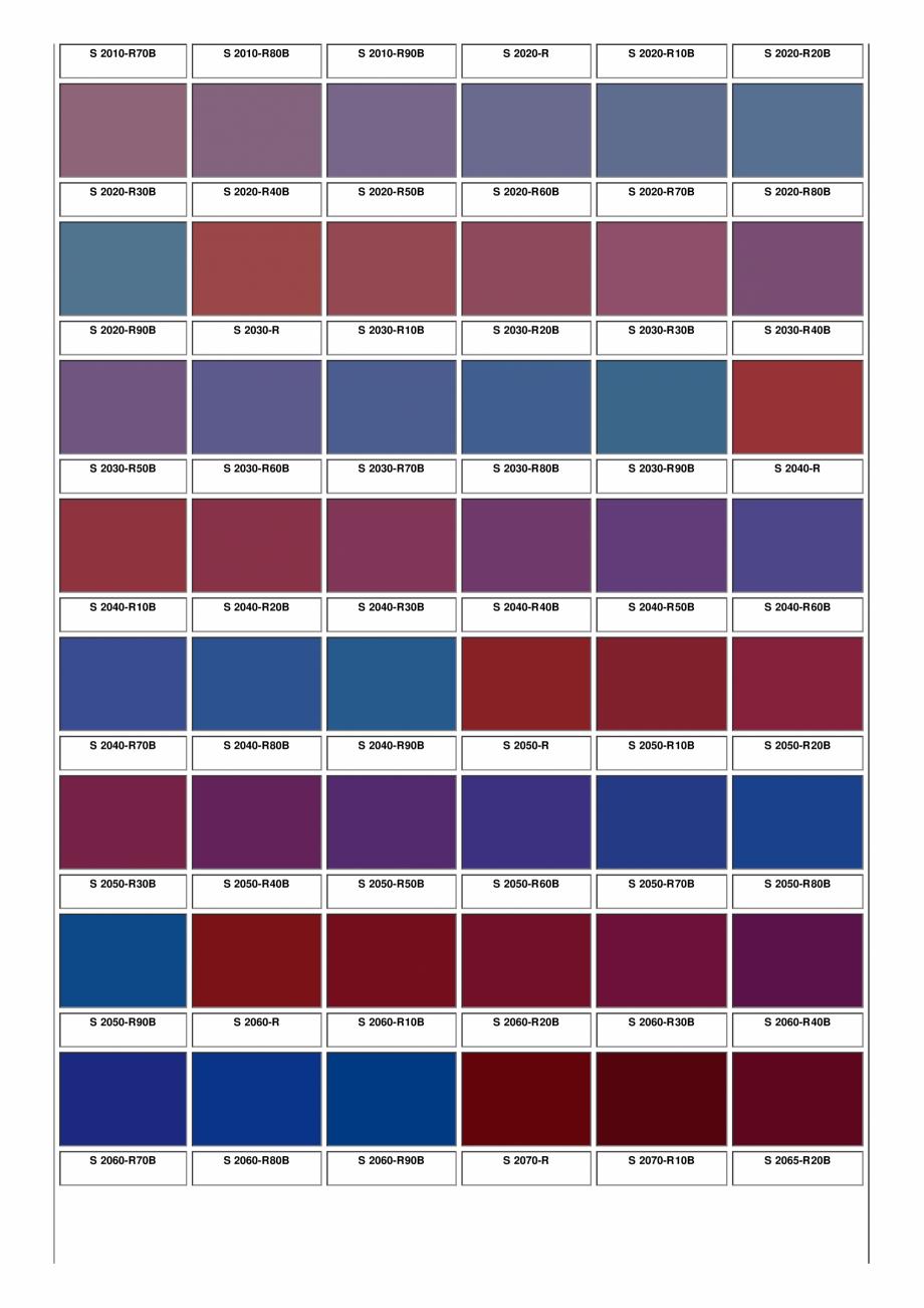 Pagina 17 - Ferestre din lemn masiv stratificat - NCS Color Chart SM WOOD PRODCOM Fisa tehnica...
