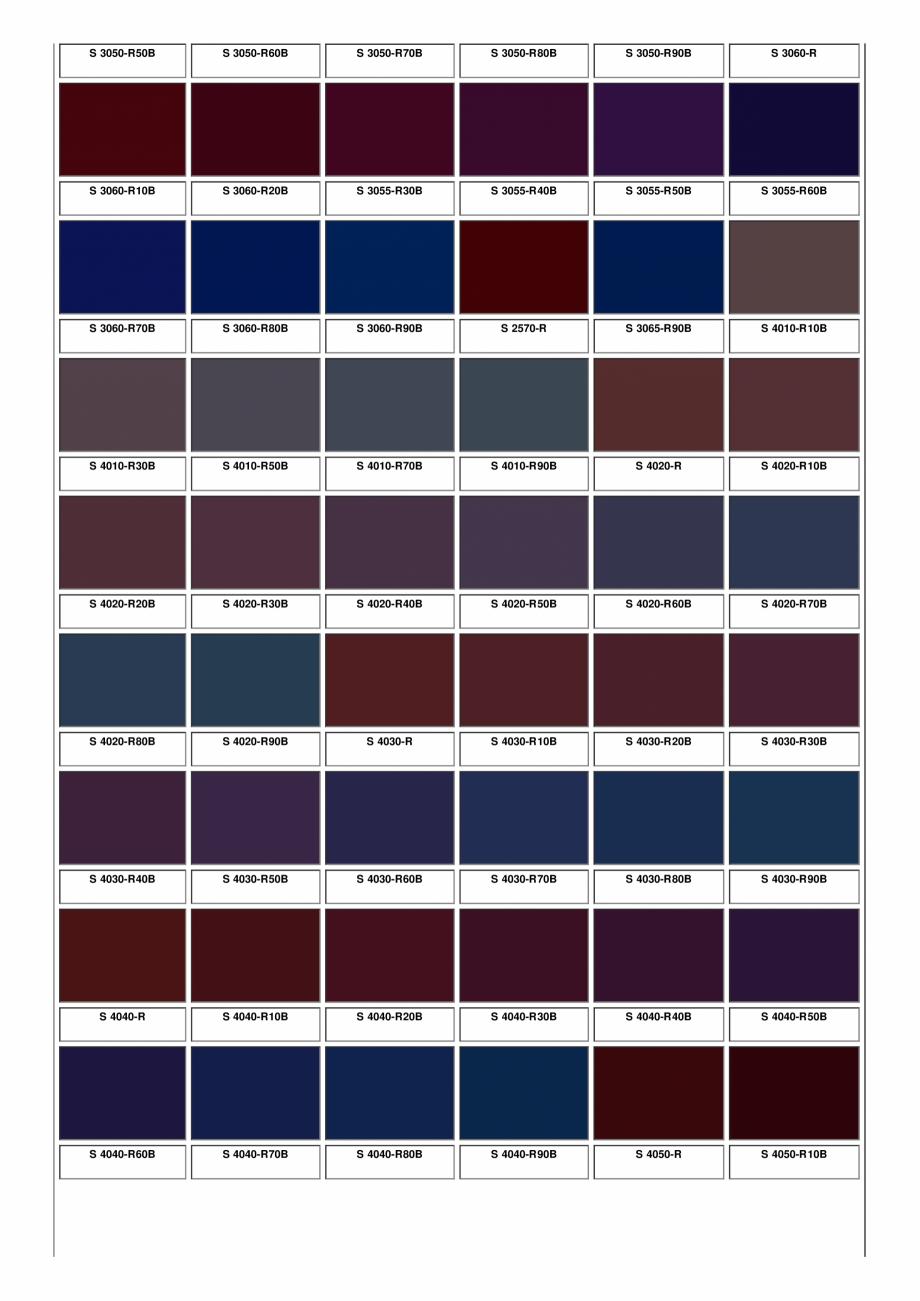 Pagina 19 - Ferestre din lemn masiv stratificat - NCS Color Chart SM WOOD PRODCOM Fisa tehnica...