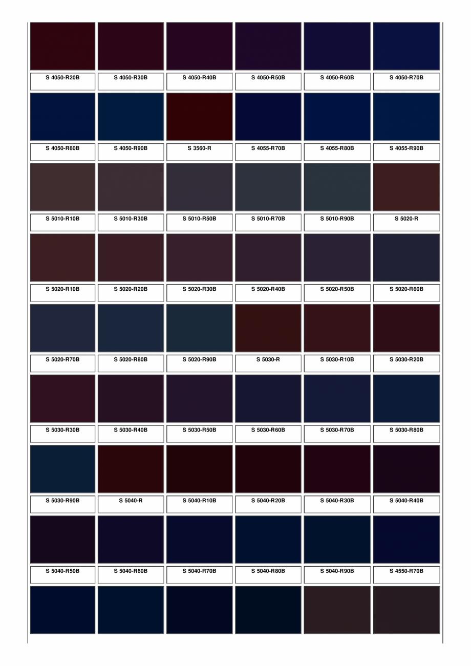 Pagina 20 - Ferestre din lemn masiv stratificat - NCS Color Chart SM WOOD PRODCOM Fisa tehnica...