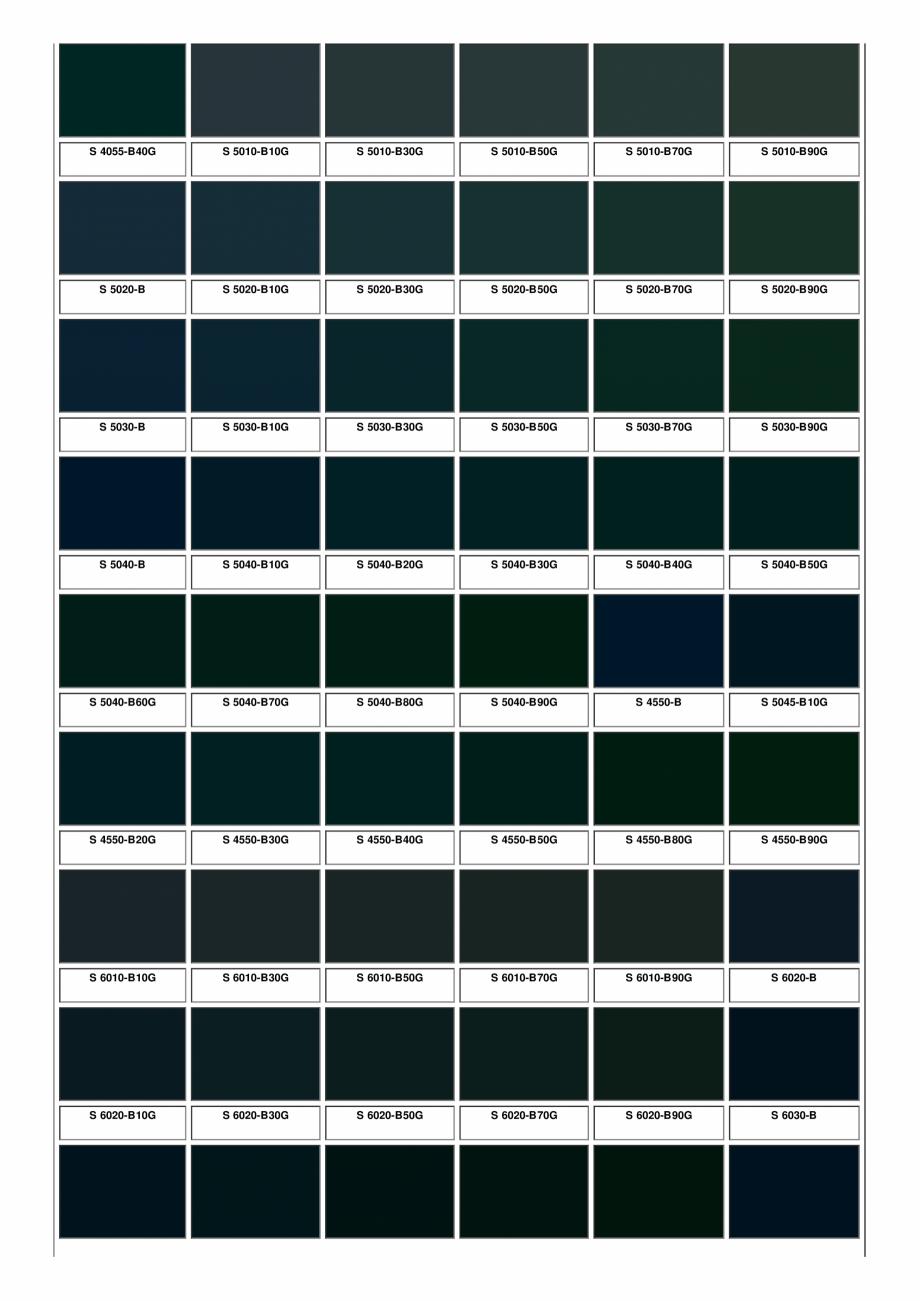 Pagina 26 - Ferestre din lemn masiv stratificat - NCS Color Chart SM WOOD PRODCOM Fisa tehnica...