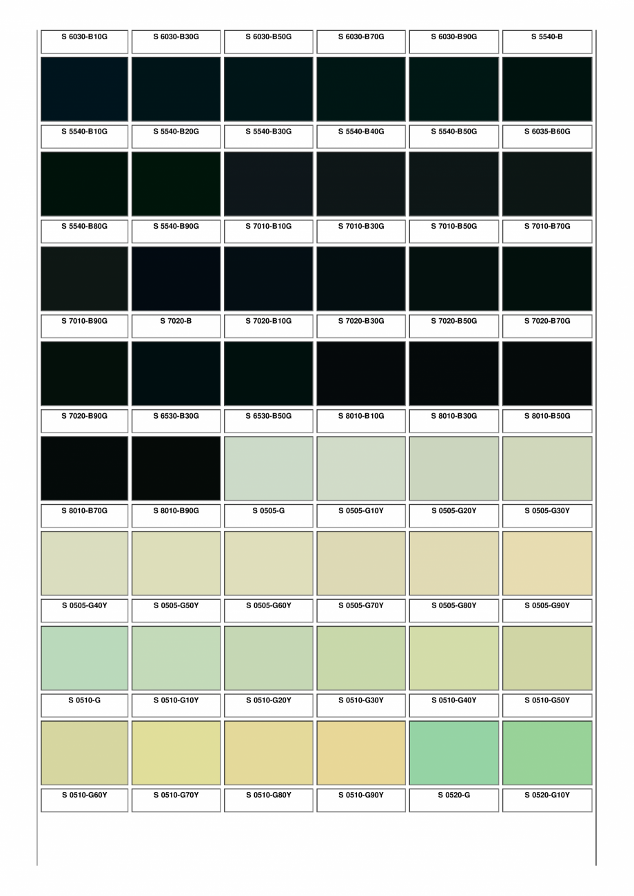 Pagina 27 - Ferestre din lemn masiv stratificat - NCS Color Chart SM WOOD PRODCOM Fisa tehnica...