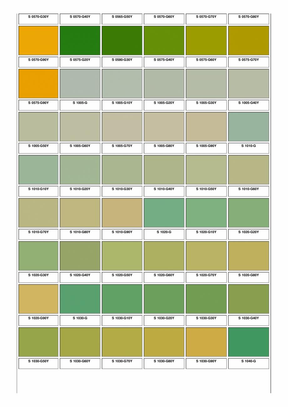 Pagina 29 - Ferestre din lemn masiv stratificat - NCS Color Chart SM WOOD PRODCOM Fisa tehnica...