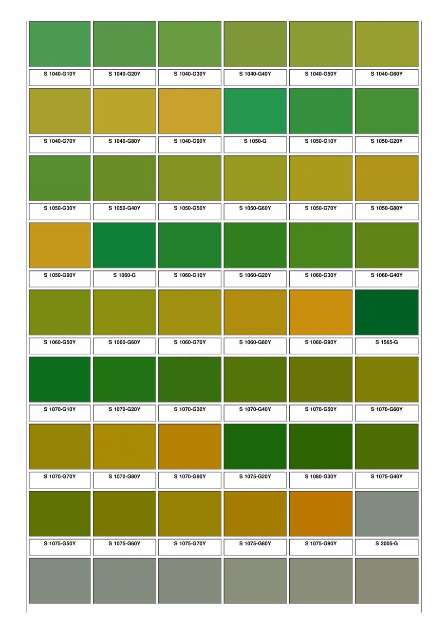 Pagina 30 - Ferestre din lemn masiv stratificat - NCS Color Chart SM WOOD PRODCOM Fisa tehnica...