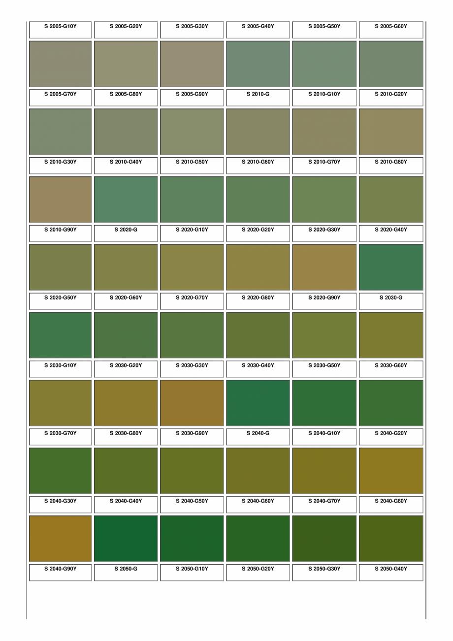 Pagina 31 - Ferestre din lemn masiv stratificat - NCS Color Chart SM WOOD PRODCOM Fisa tehnica...