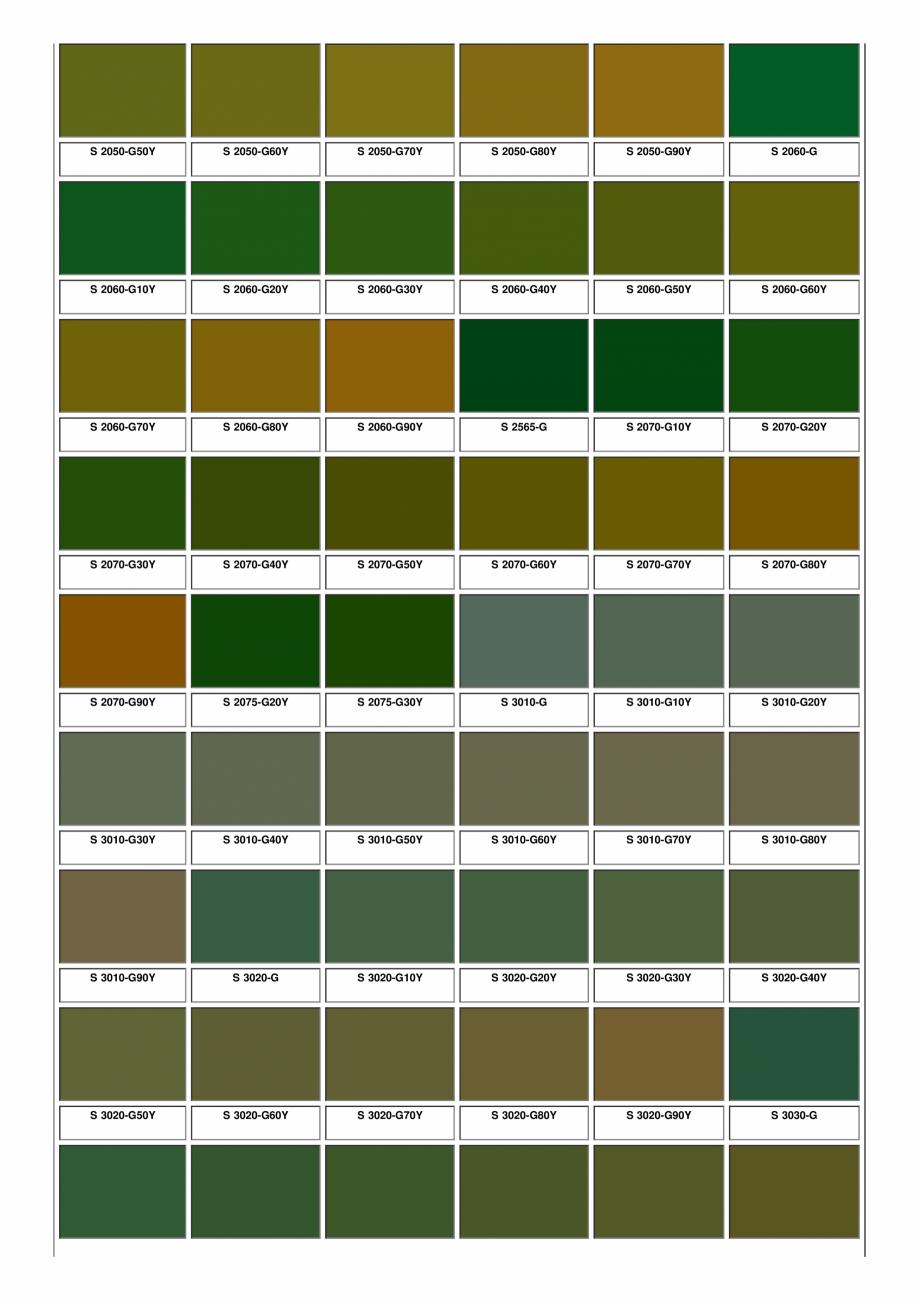 Pagina 32 - Ferestre din lemn masiv stratificat - NCS Color Chart SM WOOD PRODCOM Fisa tehnica...