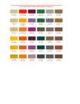 Culori RAL pentru ferestre din lemn masiv stratificat SM WOOD PRODCOM