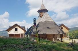 Scanare 3D pentru monumente si cladiri de patrimoniu GRAPHEIN